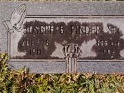 Joseph B Pinder, Sr