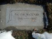 Paul M Mazuran