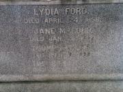 Jane M Ford