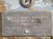 Robert Budd Haycock