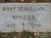 Mary Wooster (born Flanegan)