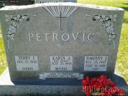 Timothy J. Petrovic