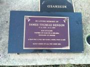James Thomas Benson