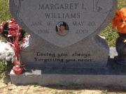 Nessie Margaret I. Williams