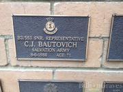 C. J. Bautovich