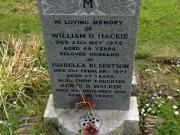 William D MacKie