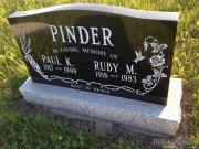 Ruby M. Pinder