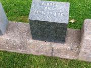 #10 Robert Henry Butt