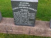 #150 George Fredrick Charles Talbot