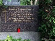 Margarete Oertel (born Hauptmann)