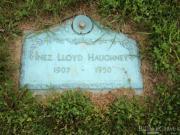 Inez Haughney (born Lloyd)