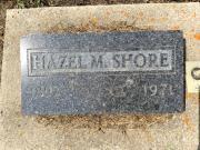Hazel M Shore