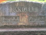 John H Bangert