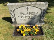 Alvar Evald Villy Sonnell