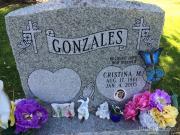 Cristina M Gonzales