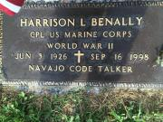 Harrison L Benally