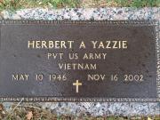 Herbert A Yazzie