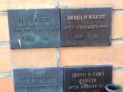 Muriel H Wright