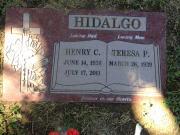Theresa P Hidalgo