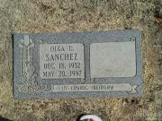 Olga U Sanchez