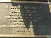 Oskar Maim
