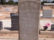 David P Kimball