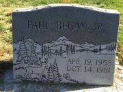 Paul Begay, Jr.