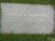 Gonzalo L. Del Rosario