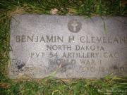 Benjamin H Cleveland