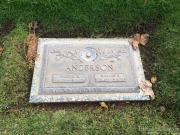 Marian E Anderson