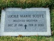 Lucile Marie Scott