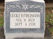 Cecile R Friedmann