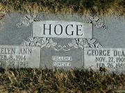 George Duaine Hoge