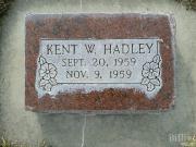 Kent W. Hadley