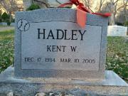 Kent W Hadley