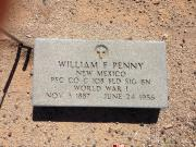 William F Penny