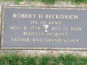 Robert H Beckovich