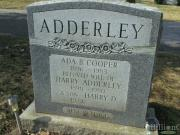 Ada B. Adderley (born Cooper)