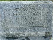 Albert R Payne