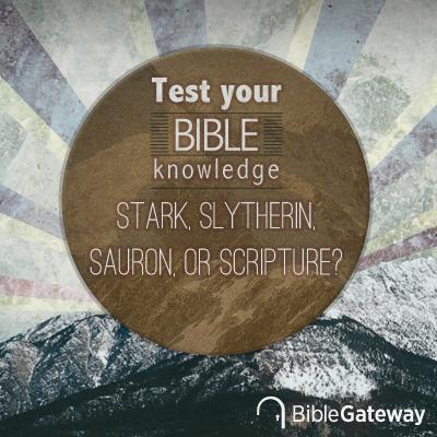 100 Bible Knowledge Questions - Bible Gateway Blog