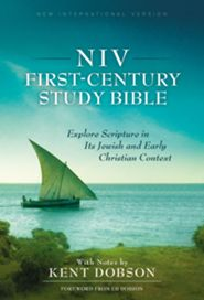 Buy your copy of the NIV First-Century Study Bible in the Bible Gateway Store where you'll enjoy low prices every day