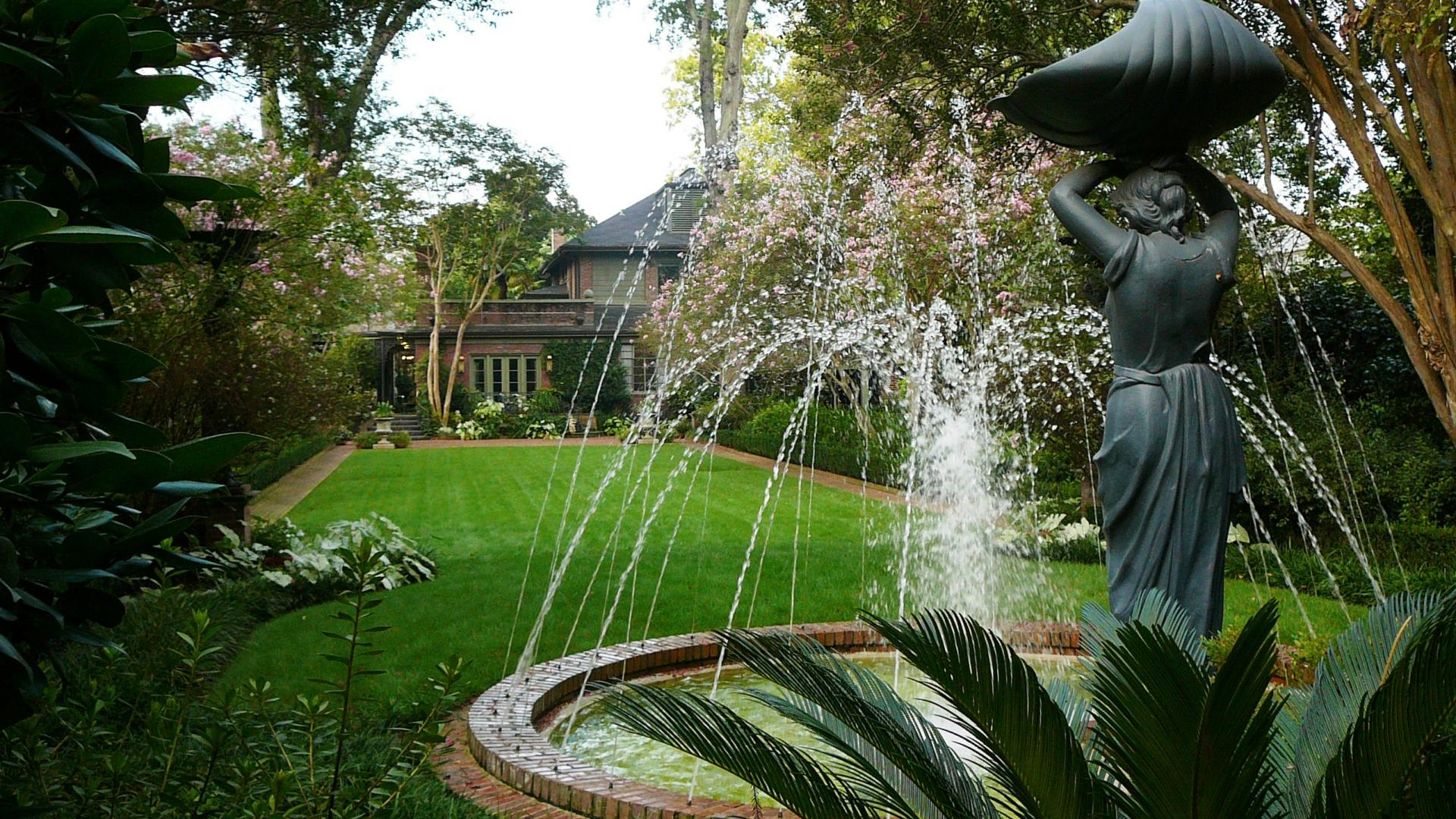 The Biedenharn Museum & Gardens, Monroe, Louisiana