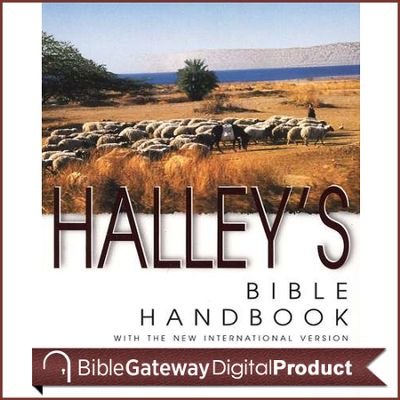 Halley S Bible Handbook A Classic Relevant And Handy