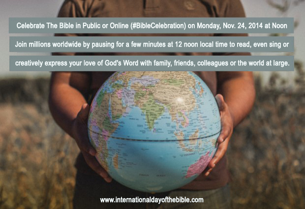 International Day of the Bible website