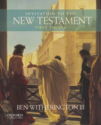 Click to buy your copy of Invitation to the New Testament in the Bible Gateway Store
