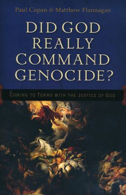 Click to buy your copy of Did God Really Command Genocide? in the Bible Gateway Store