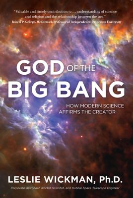 Click to buy your copy of God of the Big Bang in the Bible Gateway Store