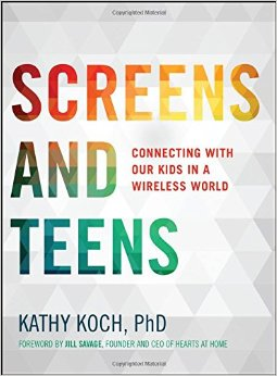 Click to buy your copy of Screens and Teens in the Bible Gateway Store