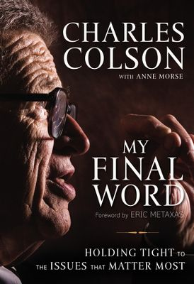 Click to buy your copy of My Final Word in the Bible Gateway Store