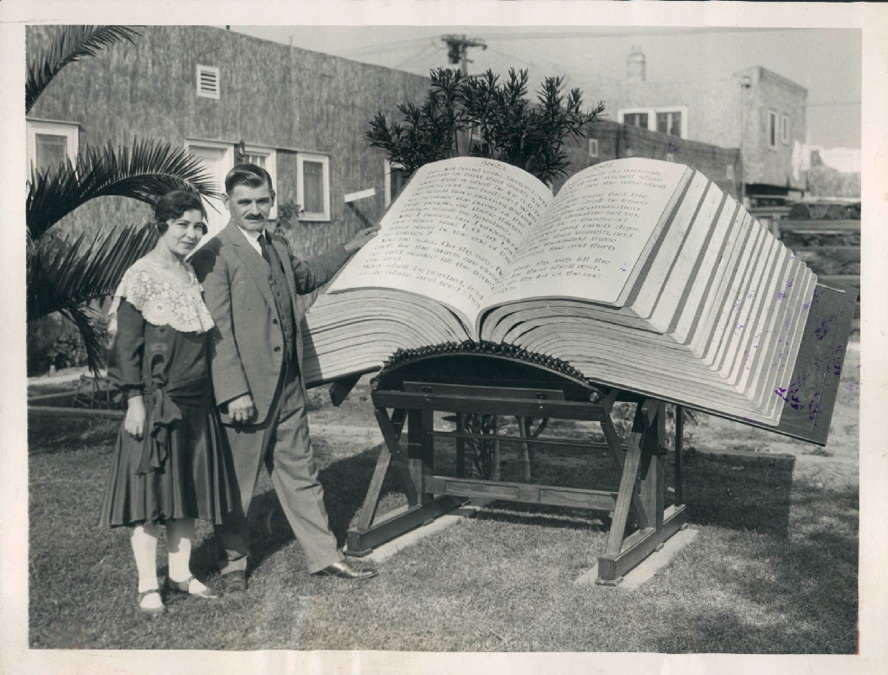 World's Largest Bible